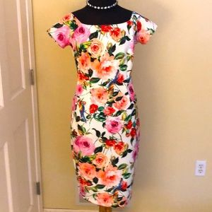 🆕NWT ALEXIA ADMOR scuba dress from Nordstrom's